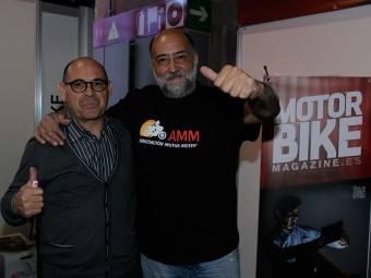 WayneGardner CarlosCardus MotoMadrid Motorbike Magazine 142