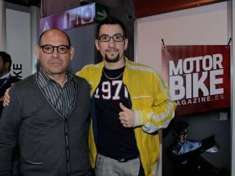 WayneGardner CarlosCardus MotoMadrid Motorbike Magazine 147