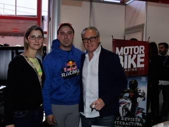 WayneGardner CarlosCardus MotoMadrid Motorbike Magazine 177