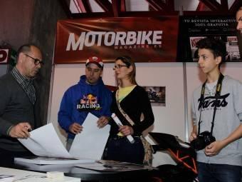 WayneGardner CarlosCardus MotoMadrid Motorbike Magazine 183