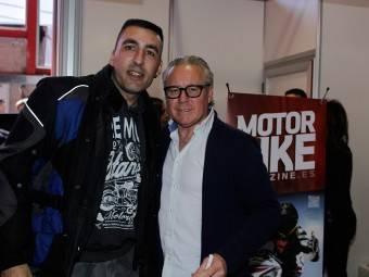 WayneGardner CarlosCardus MotoMadrid Motorbike Magazine 184