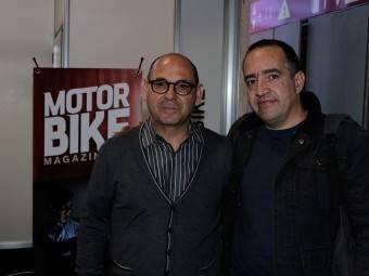 WayneGardner CarlosCardus MotoMadrid Motorbike Magazine 205