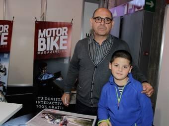 WayneGardner CarlosCardus MotoMadrid Motorbike Magazine 211