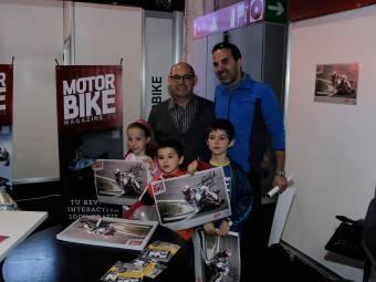 WayneGardner CarlosCardus MotoMadrid Motorbike Magazine 249