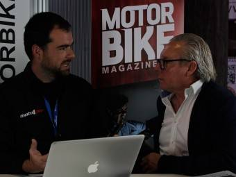 WayneGardner CarlosCardus MotoMadrid Motorbike Magazine 307