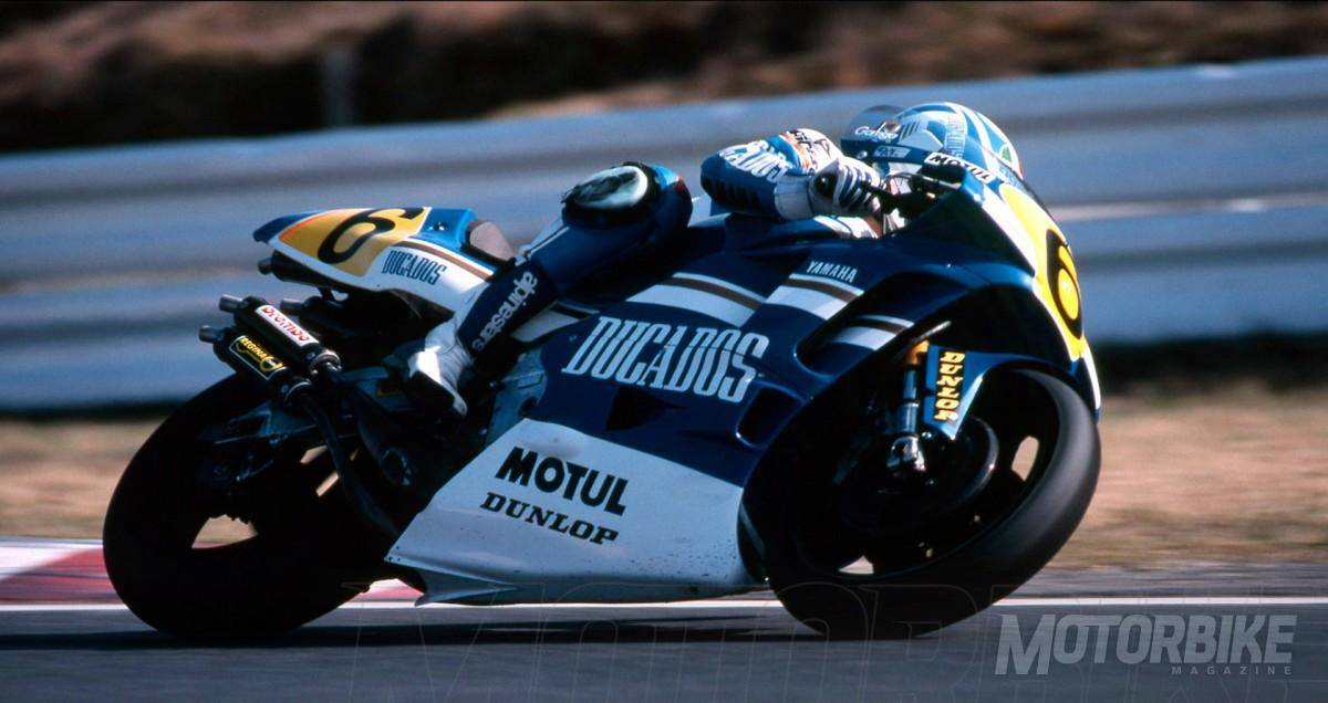 Joan Garriga - World GP Bike Legends - Motorbike Magazine