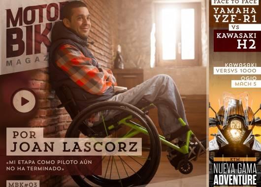 Motorbike Magazine #3 - Portada