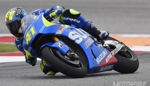 Aleix Espargaró Suzuki MotoGP 2015 Argentina - Motorbike Magazine