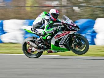BSB Superbike Donington 2015