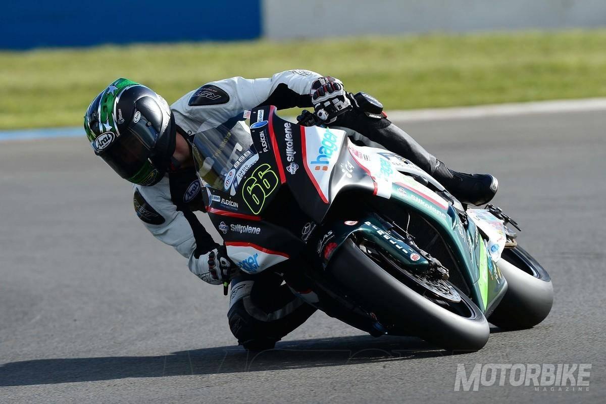 BSB Superbike Donington 2015