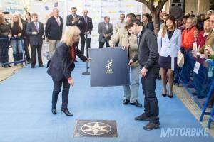 Carlos Checa - Paseo de la Fama de Jerez - Motorbike Magazine