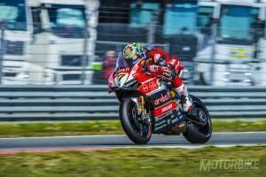 Chaz Davies Ducati WSBK Assen 2015 - Motorbike Magazine