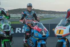 Fabio Quartararo Jesko Raffin Kenny Noyes Moto2 Moto3 SuperbikeMotorbike Magazine