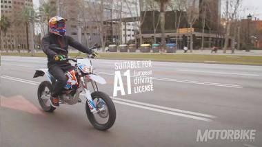 KTM Freeride E SM 2015