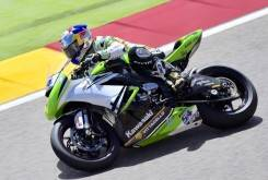 Kenan Sofuoglu WSS Aragón 2015 Kawasaki Puccetti - Motorbike Magazine