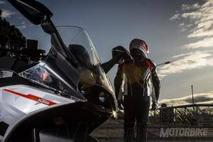 KTM RC 390 - Frontal