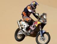Marc Coma KTM 2015 Abu Dhabi Desert Challenge