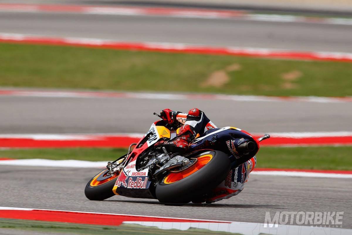 Marc Marquez MotoGP GP Americas 2015
