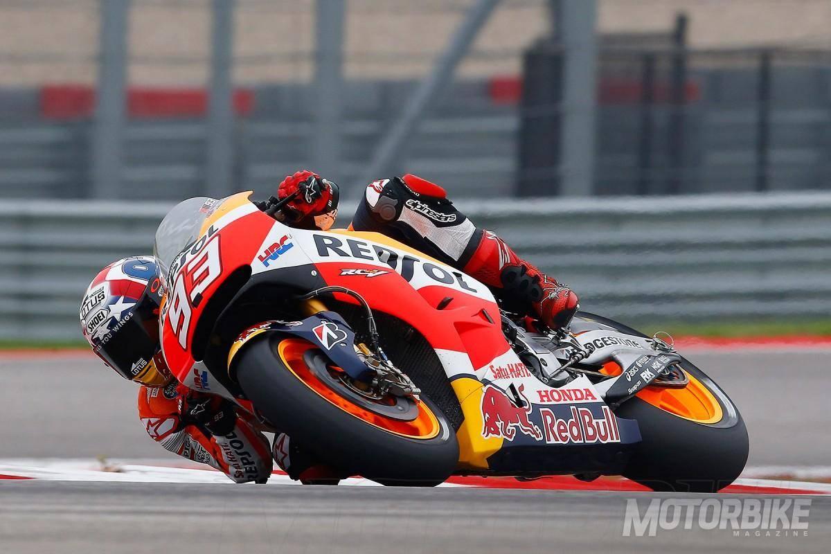 Marc Márquez - MotoGP GP Americas 2015