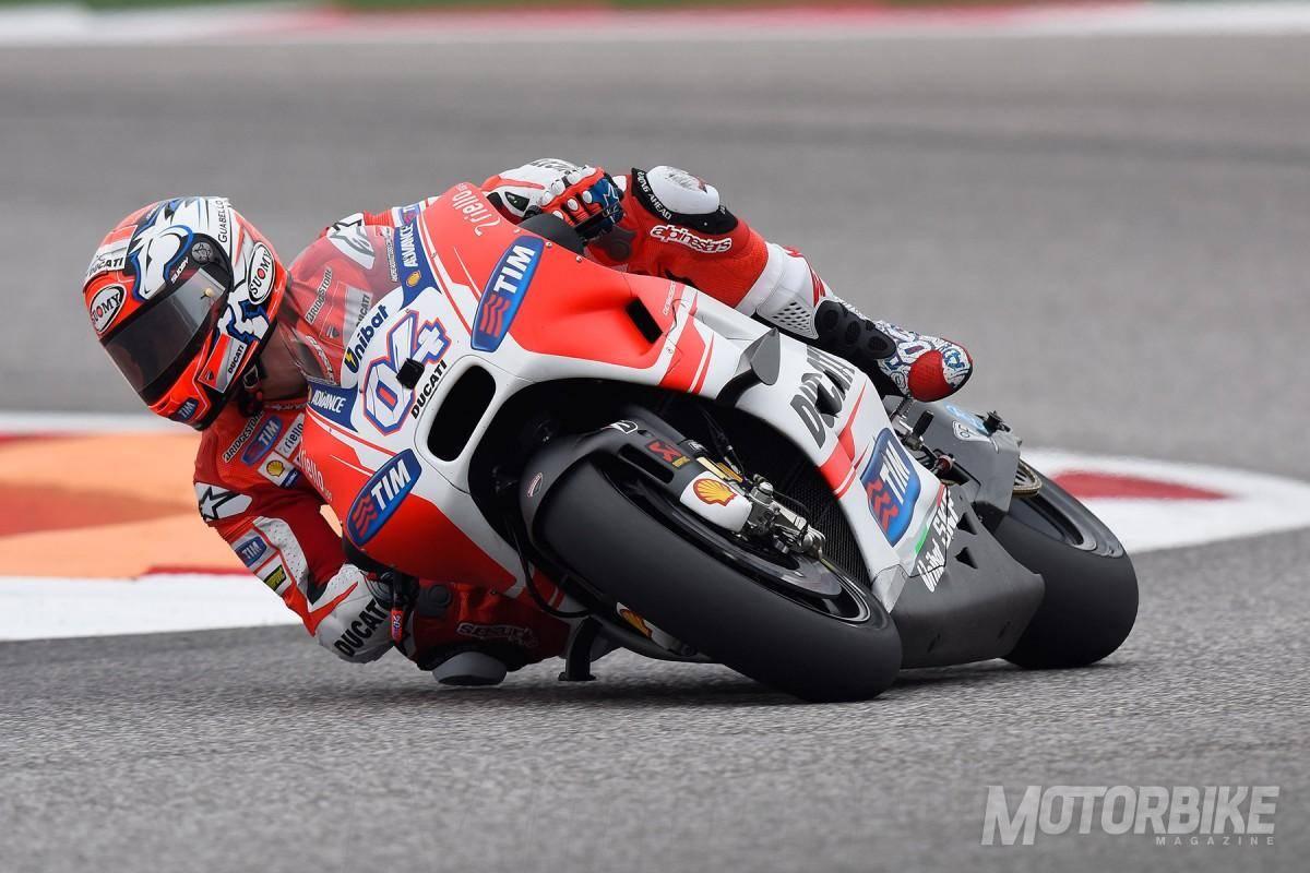 Andrea Dovizioso - MotoGP GP Americas 2015