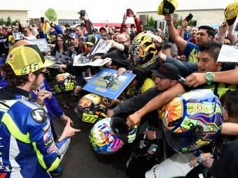 Valentino Rossi - MotoGP GP Americas 2015
