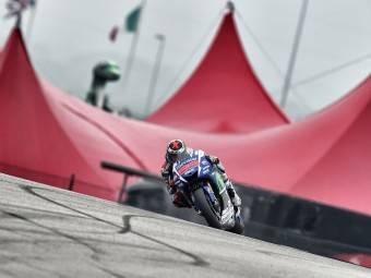Jorge Lorenzo - MotoGP GP Americas 2015