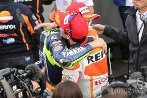 Valentino Rossi - Marc Márquez - Motorbike Magazine