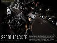 Yamaha MT-09 Sport Tracker