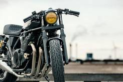 Yamaha XJR1300 Skullmonkee by Wrenchmonkees
