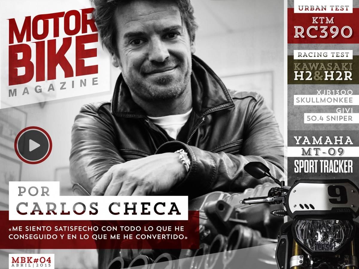 Motorbike Magazine #04Portada