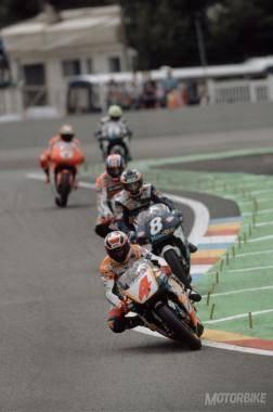 GP de Francia 1998. Ni Checa ni Doohan pudieron con Crivillé en Paul Ricard.