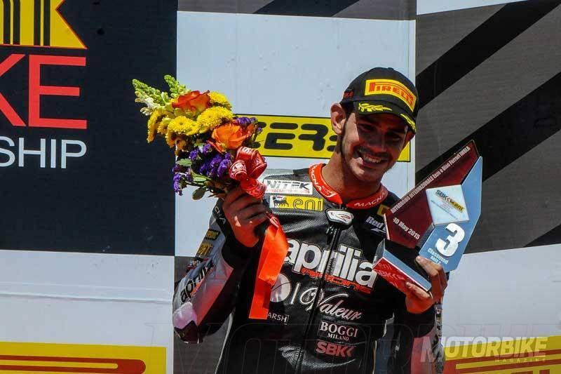 Jordi Torres - Motorbike Magazine