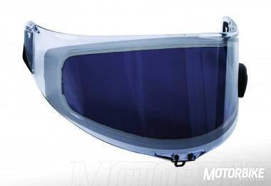 AGVisor - Pantalla de casco