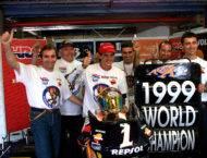 Alex Criville Campeon Mundo 500cc 1999