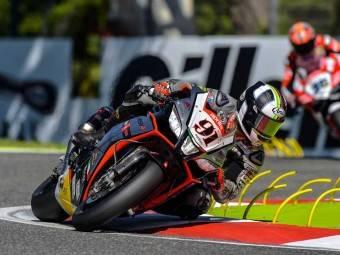 Leon Haslam - Motorbike Magazine
