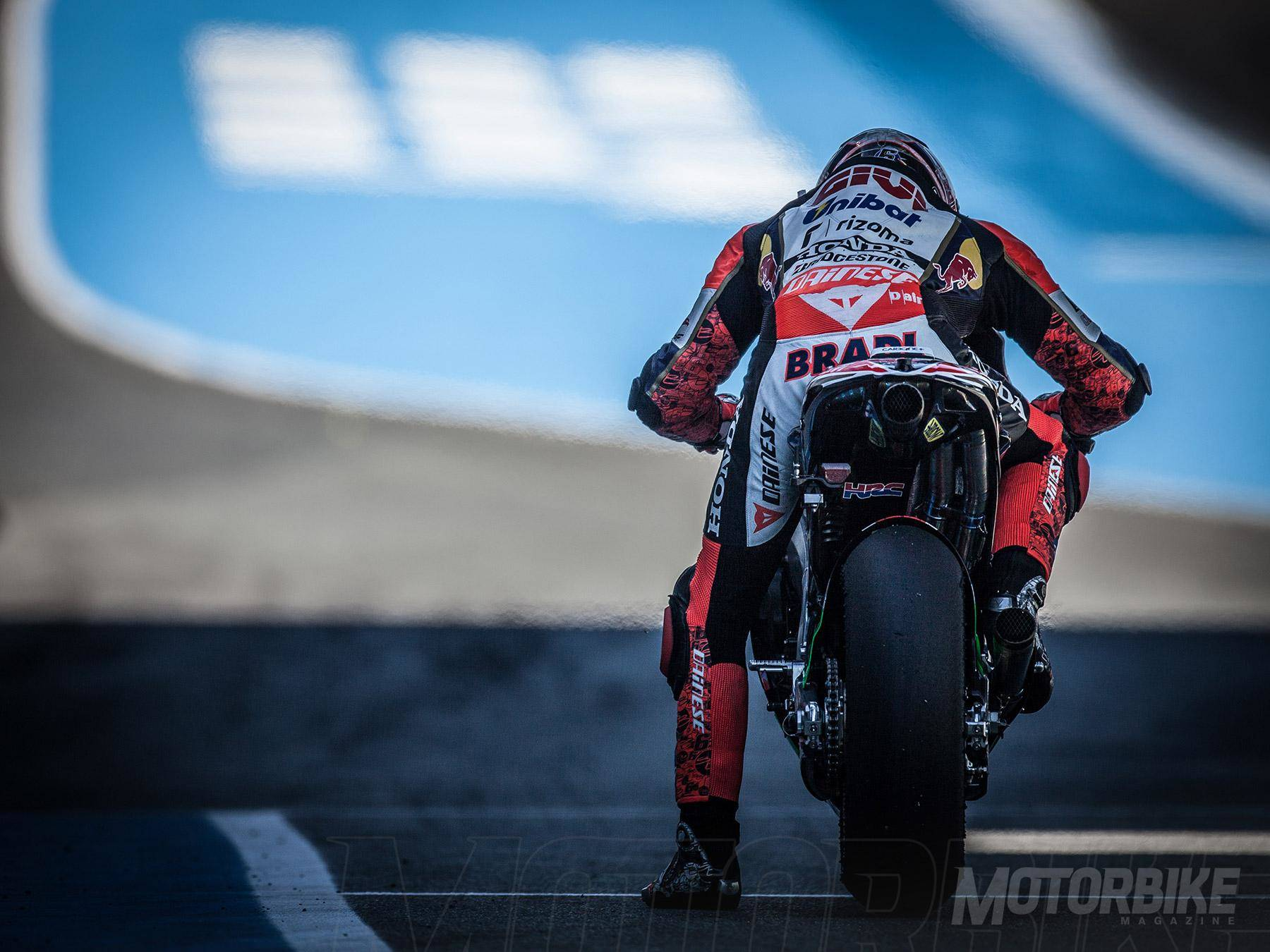 Enjoy the ride - Jerez 2014 - Motorbike Magazine