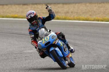 Fabio Quartararo Moto3 2015 - Motorbike Magazine