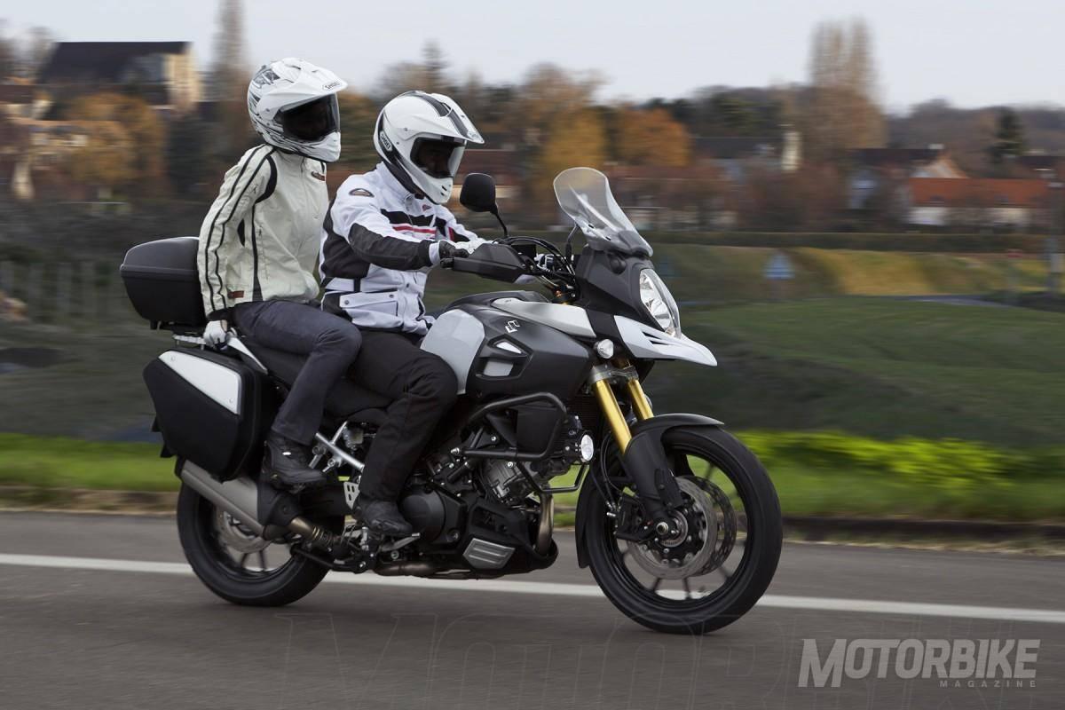 Face to face: KTM 1050 Adventure vs Suzuki V-Strom 1000 - Motorbike Magazine