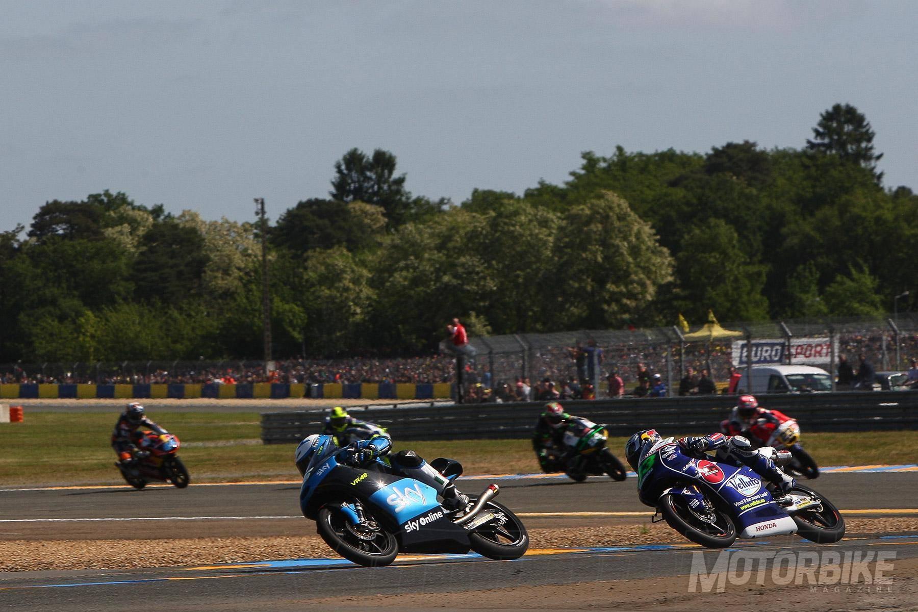 Moto3 Francia 2015 - Motorbike Magazine