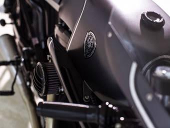Harley Davidson Sportster Cafe racer 1