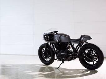 Harley Davidson Sportster Cafe racer 5