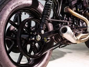 Harley Davidson Sportster Cafe racer 7