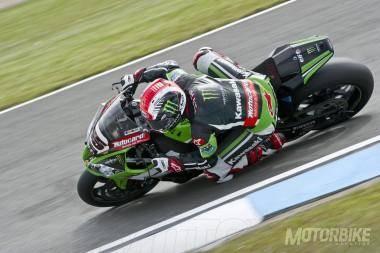 Jonathan Rea WSBK Donington 2015 - Motorbike Magazine