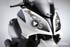 Kymco Super Dink 125 fotos, vídeo y ficha técnica