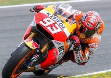 Marc Márquez Test Jerez MotoGP 2015 - Motorbike Magazine