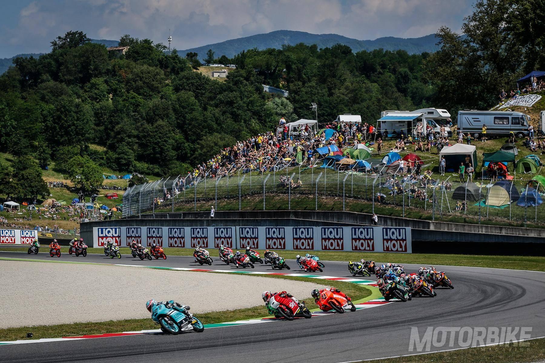 Moto3 Mugello 2015 - Motorbike Magazine