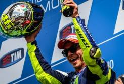 MotoGP Mugello 2015 Valentino Rossi Podio