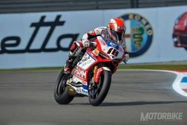 Nico Terol Althea Ducati WSBK 2015 - Motorbike Magazine