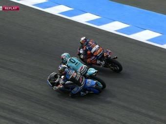 Secuencia adelantamiento Quartararo Jerez 2015 2