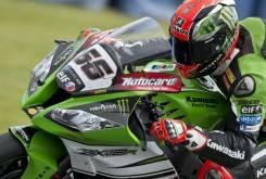 Tom Sykes WSBK Donington 2015 - Motorbike Magazine